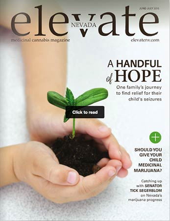 Elevate Nevada June/July Issue