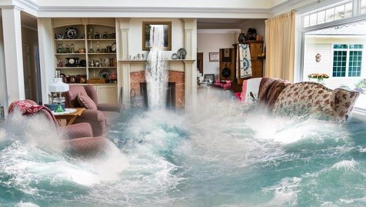 Johnson Ln Homeowners Sue Douglas Co. Over '14, '15 Flood Damage